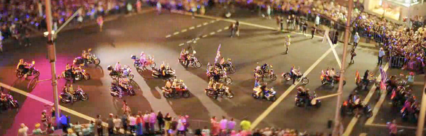 still image from Mardi Gras by Keith Loutit